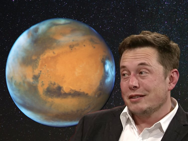 Elon Musk Plans To Fulfill His Mars Nuking Mission