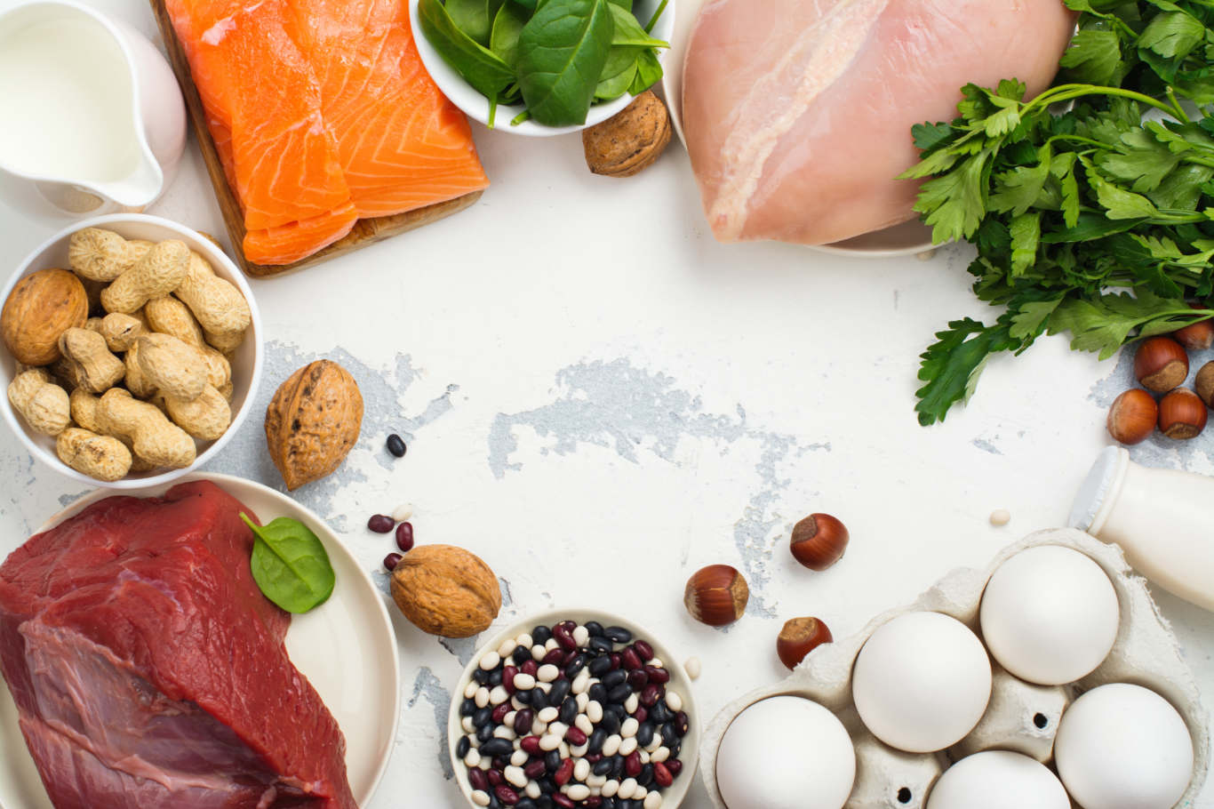 High Protein And Fat Intake Improves Regulation Of Blood Sugar Level