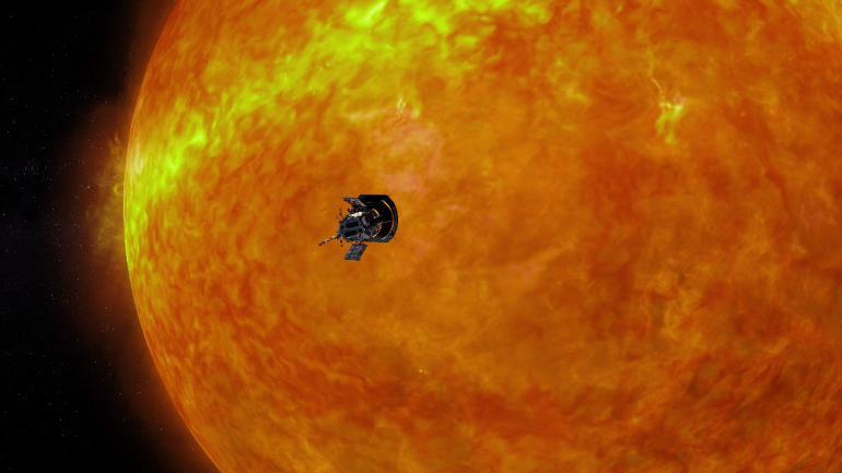 Parker Solar Probe Completes Its Second Orbit Around The Sun
