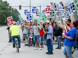 Ongoing UAW Strike Likely To Drive Michigan Into Recession