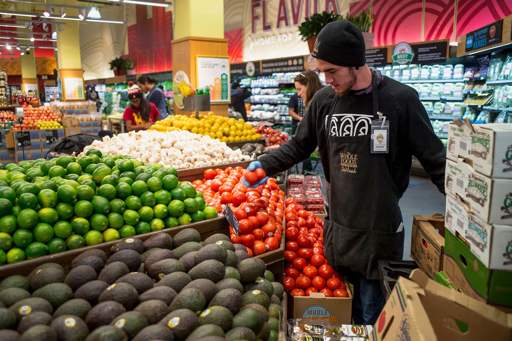 Whole Foods To Cut Health-Care Benefits For 1,900 Part-Time Employees Next Year