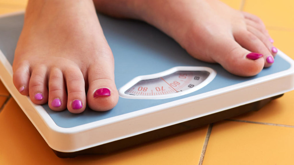 Losing just a little weight can control type 2 Diabetes