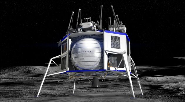 NASA Announces Agreements Worth $43.2 Million In All For Moon, Mars Mission