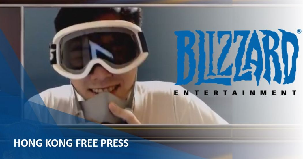 Pro Gamer ousted by Blizzard after he supported Hong Kong Protests