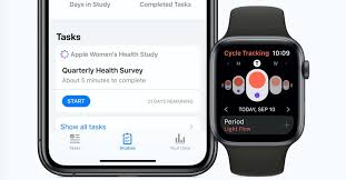 Apple Launches Research App With New Watch And iPhone Health Studies