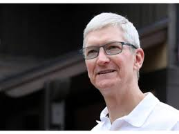 Apple CEO Tim Cook rakes in $125 million as his remuneration for 2019